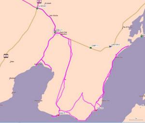 Barr al Hikman Route Oct2015
