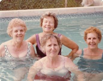 1970s_Mom Posey Dorothy Zumbro UNK